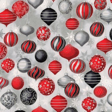 Winter's Grandeur 7 - Ornaments - Winter