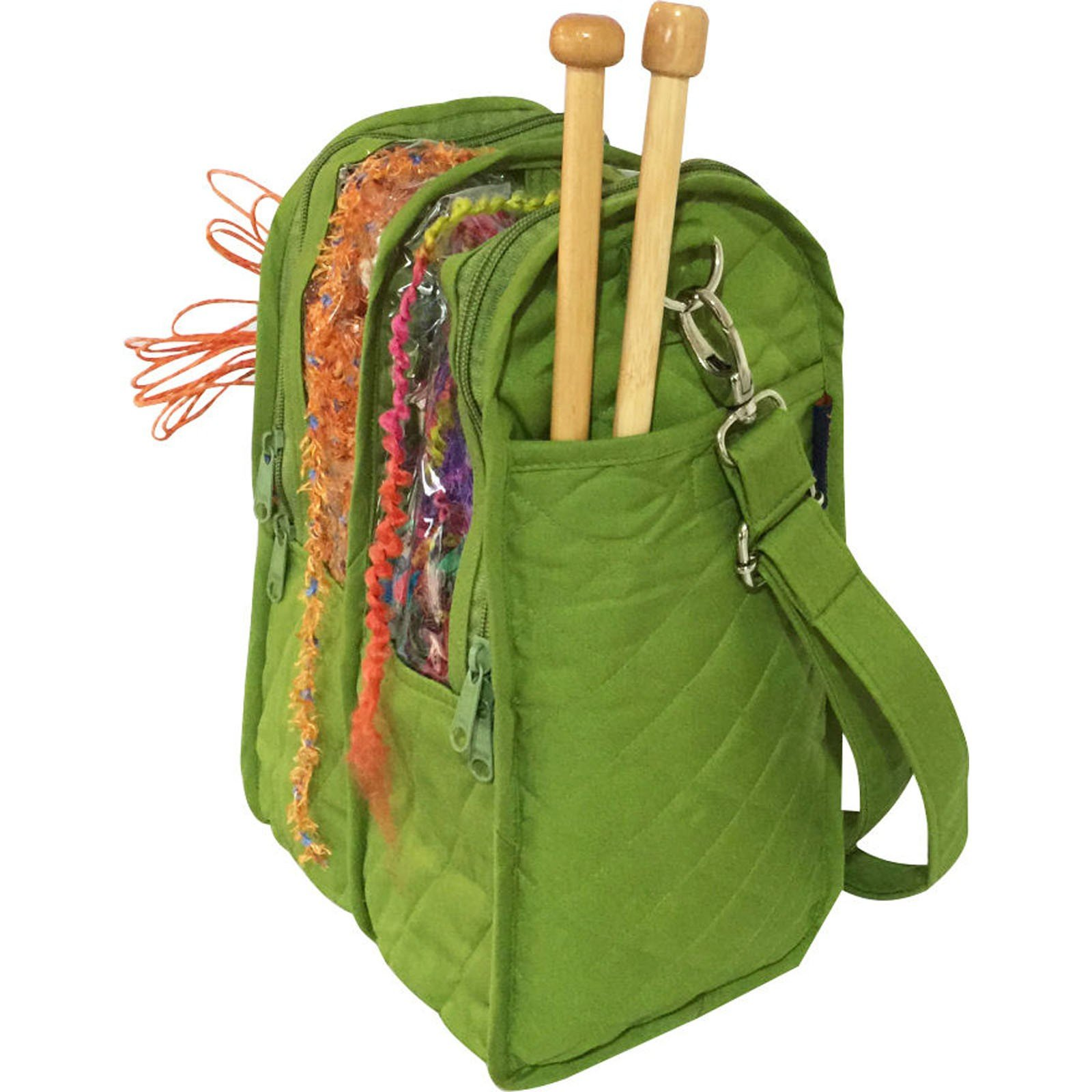 Knitting Carry Tote