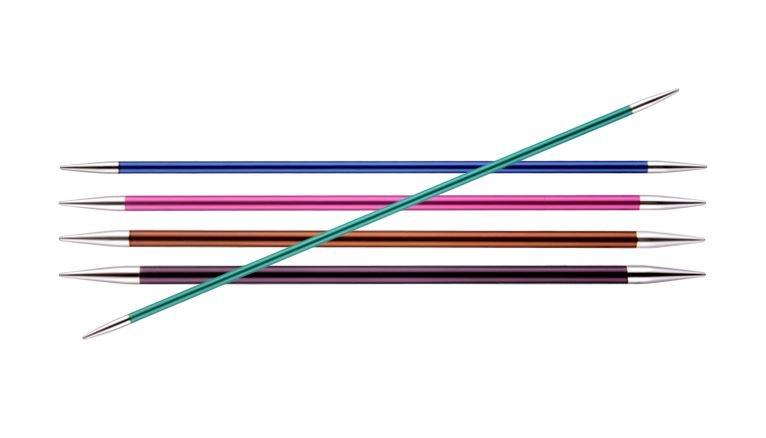 Zing DPN US 10/6.00mm - Purple Velvet