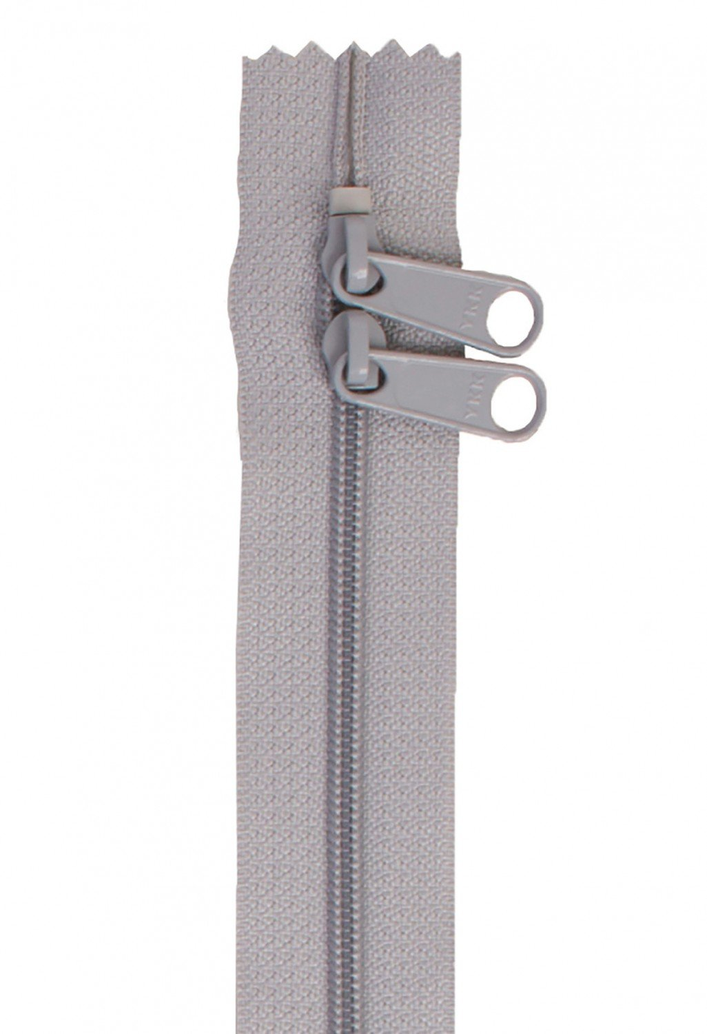 Annie's Handbag Zipper - Pewter
