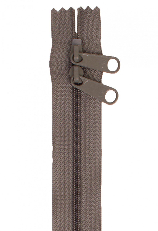 Annie's Handbag Zipper - Taupe