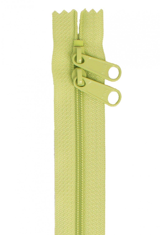 Annie's Handbag Zipper - Chartreuse