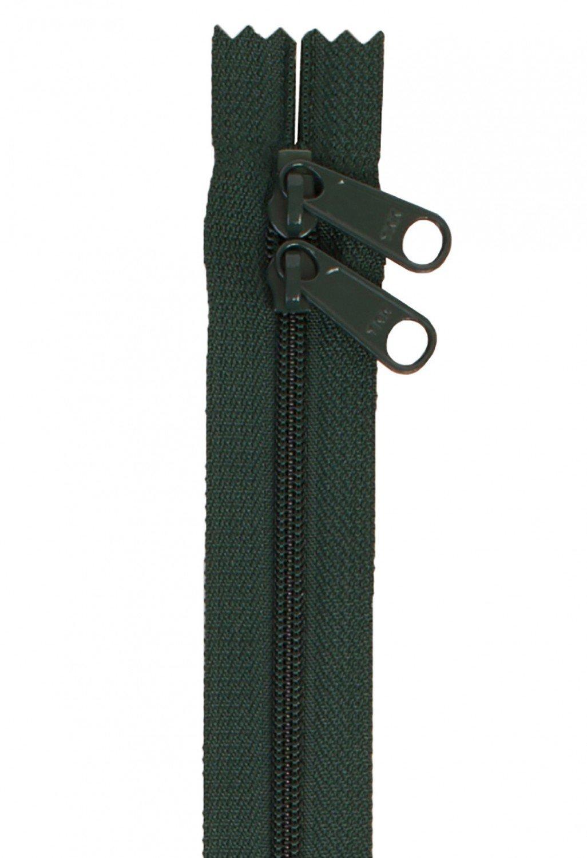 Annie's Handbag Zipper - Hemlock