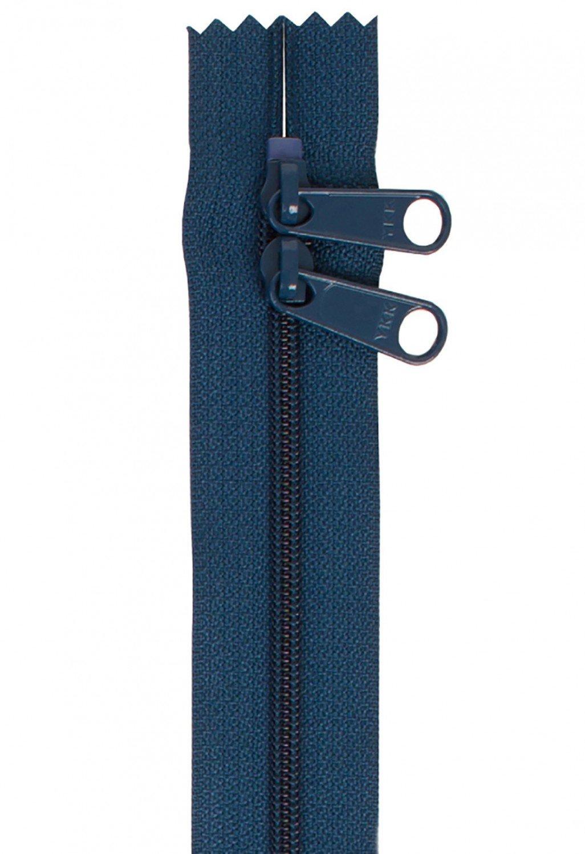 Annie's Handbag Zipper - Twilight