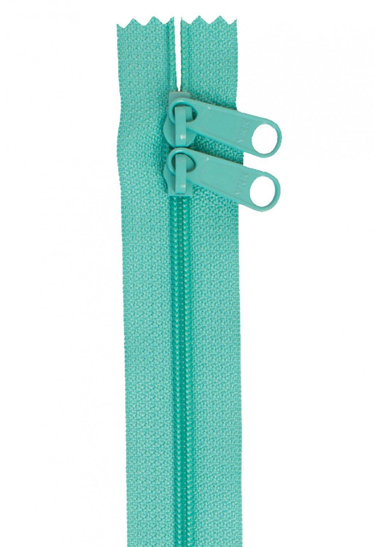 Annie's Handbag Zipper - Turquoise