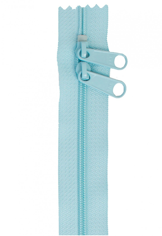 Annie's Handbag Zipper - Robin's Egg Blue