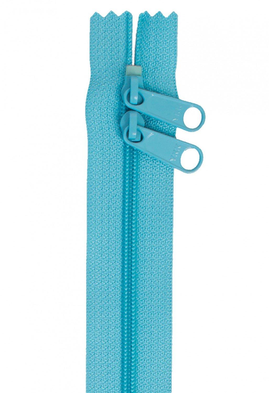 Annie's Handbag Zipper - Parrot Blue