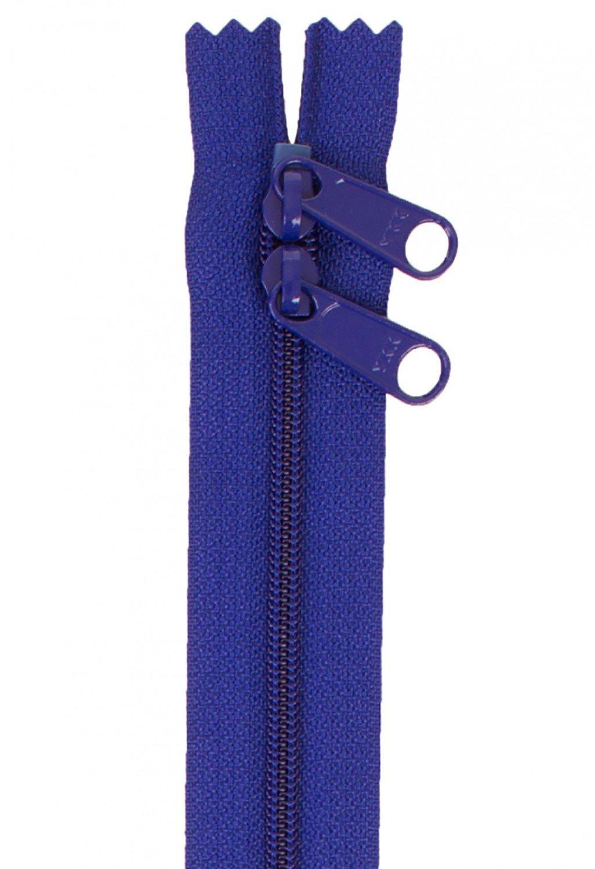 Annie's Handbag Zipper - Cobalt