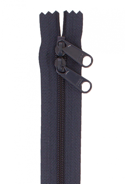 Annie's Handbag Zipper - Navy