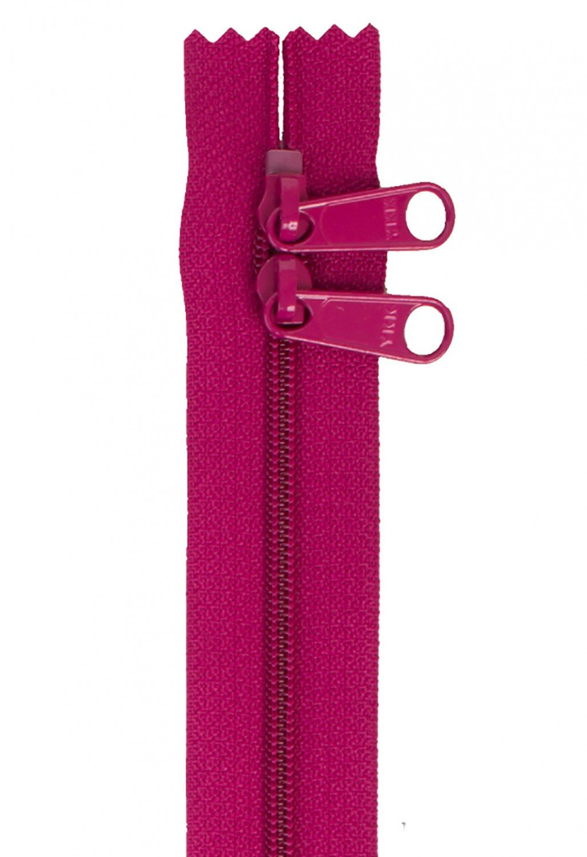 Annie's Handbag Zipper - Wild Plum