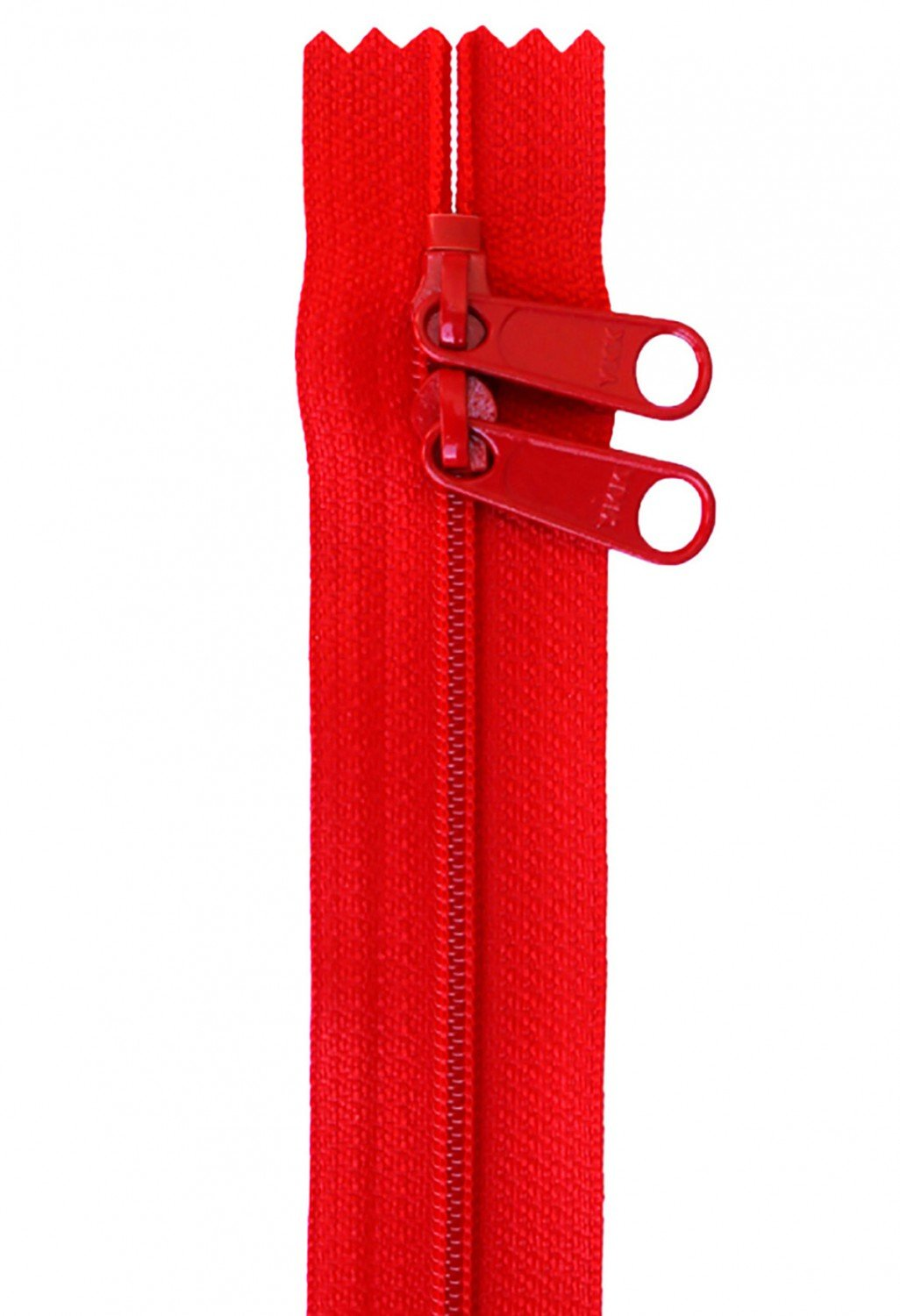 Annie's Handbag Zipper - Atom Red
