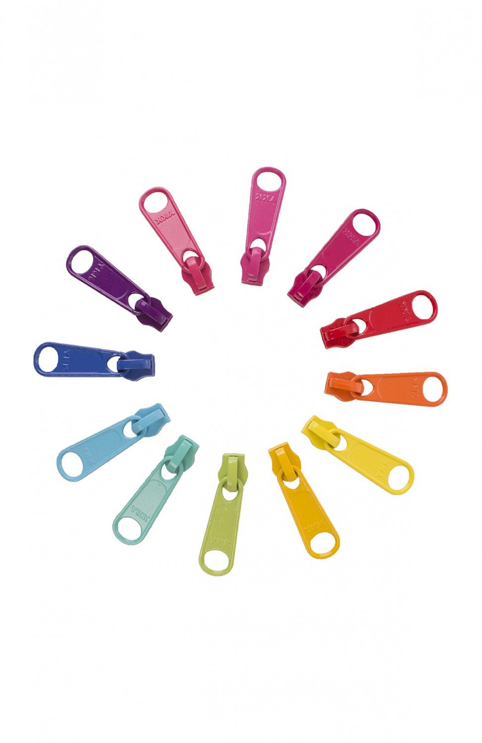 Annie's Zipper Pull Set - Brights (12 ct)