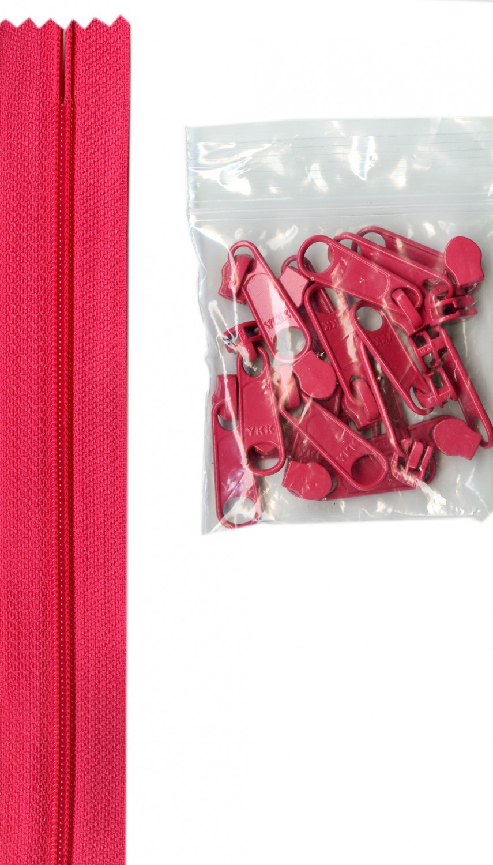 Annie's Handbag Zipper - Lipstick
