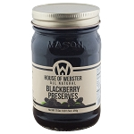 Blackberry Preserves - 17.5 oz
