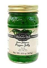 Green Jalapeno Pepper Jelly 17.5oz