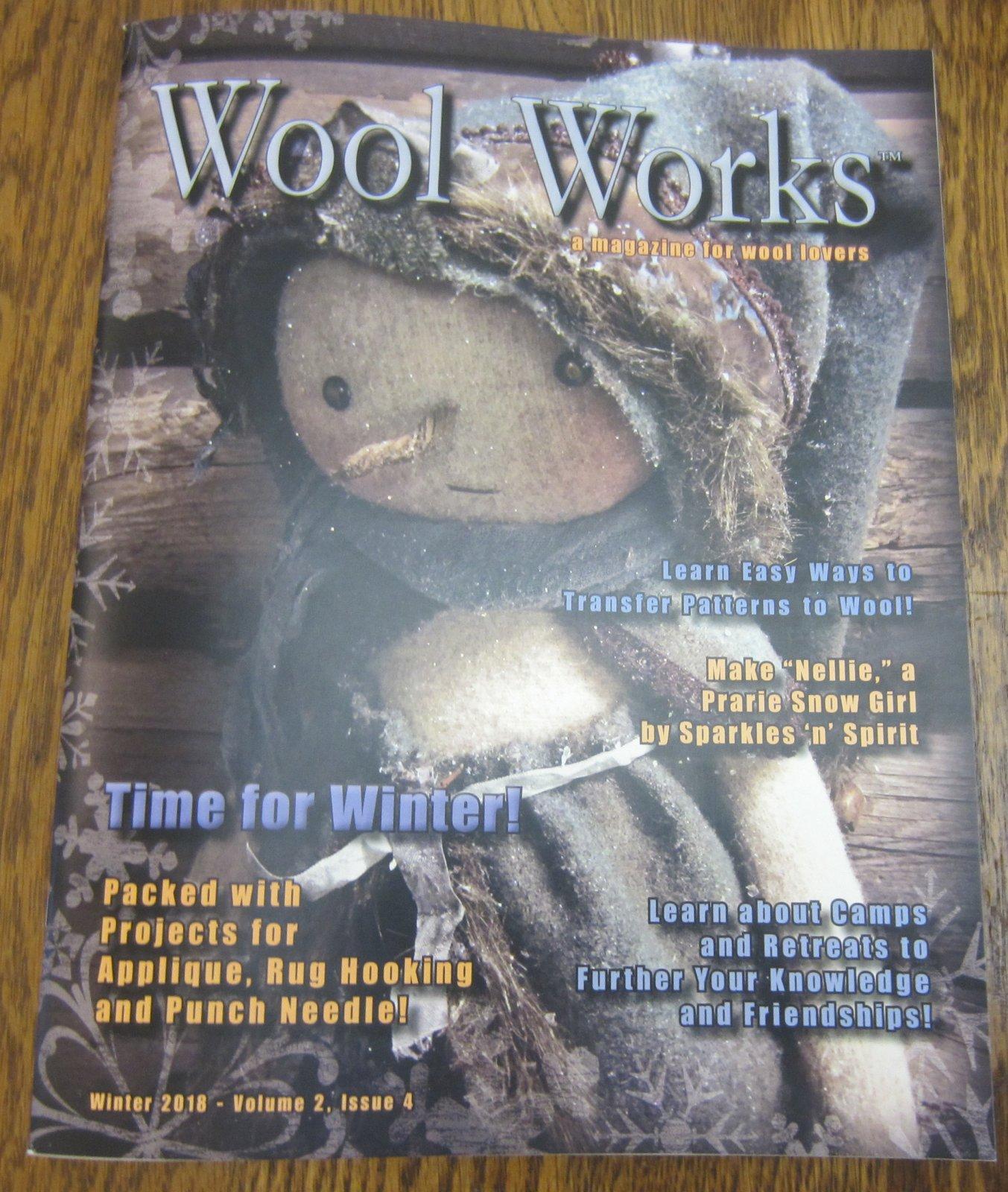 Wool Works Magazine Winter