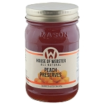 Peach Spreadable - 16.5 oz