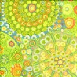 Millefiore - Green