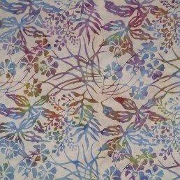 Batiks By Mirah Arc of Iris