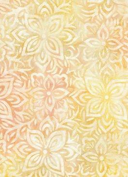 Batik Yellow/ gold