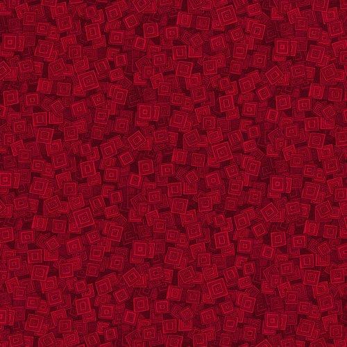 Hopscotch Scarlet Squares