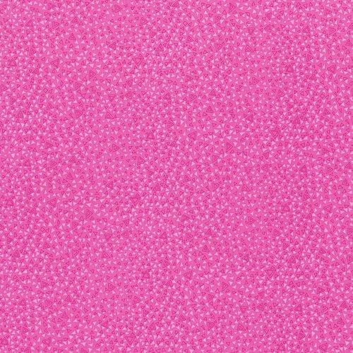 Hopscotch Pink Triangles