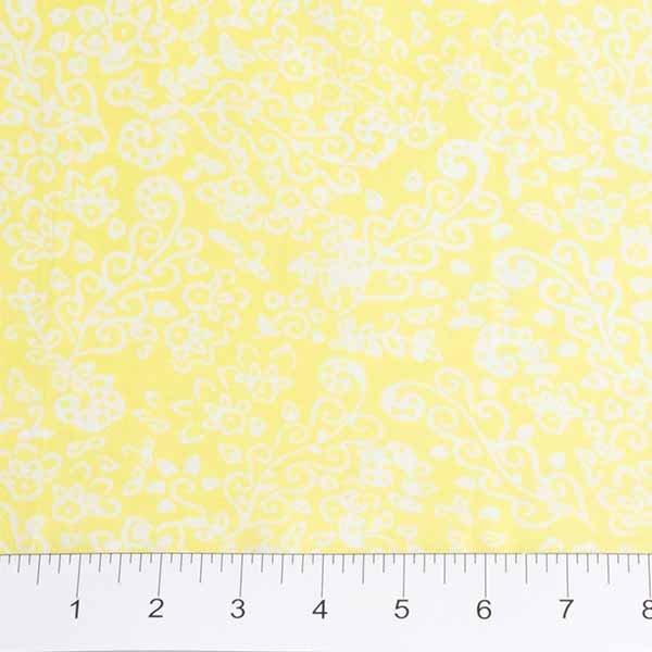 Feathers Banyan Batik Lemon