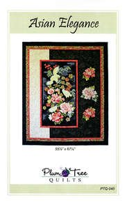 Asian Elegance Quilt Pattern
