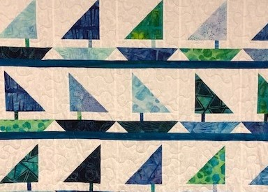 Regatta Quilt Kit