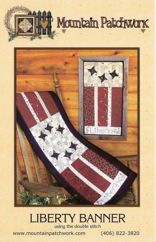 Liberty Banner Pattern
