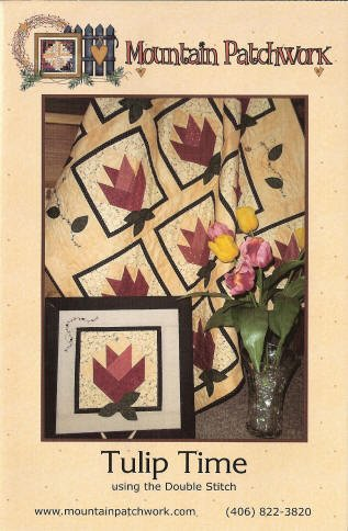 Tulip Time Pattern