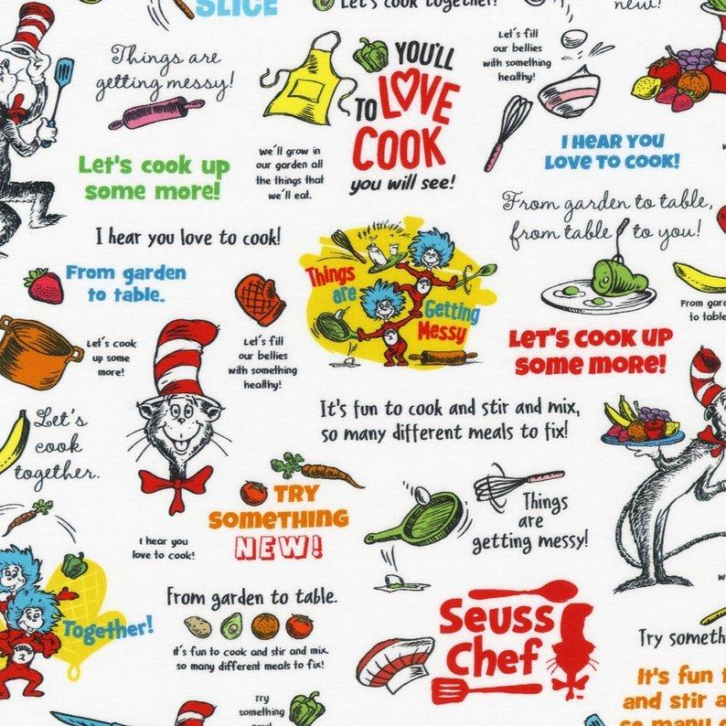 Dr. Seuss Recipes