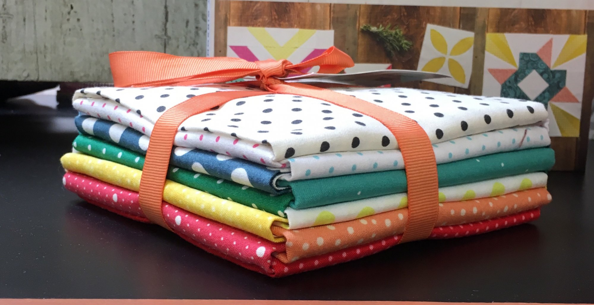 Polka Dot Bundle 11 FQ