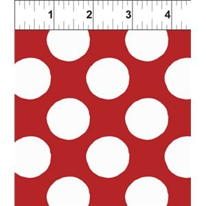 Search and See Large Dots Red