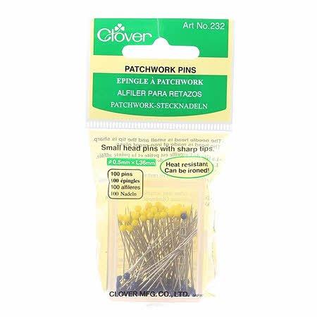 Patchwork  Pins CL232