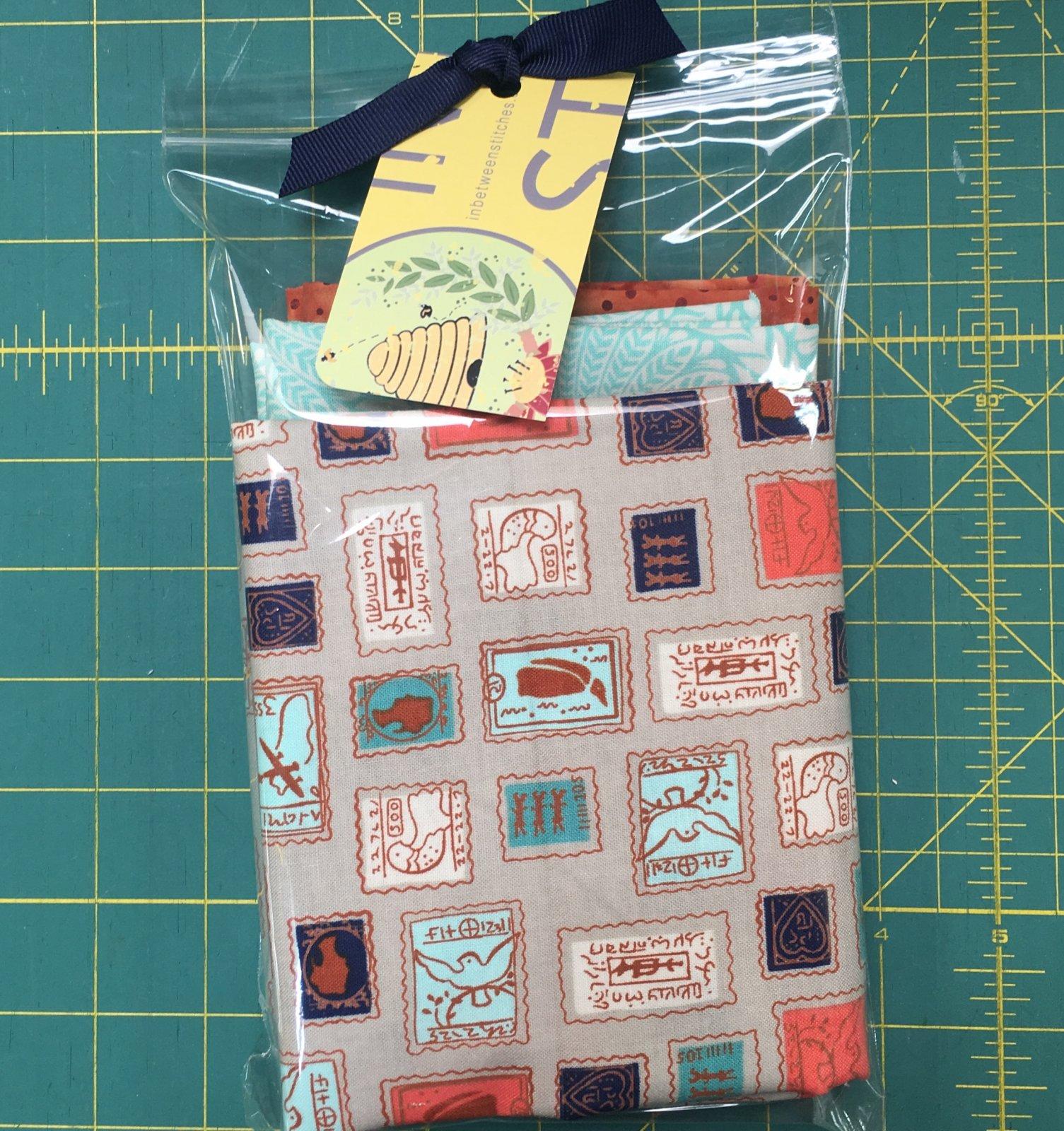 Mini Traverse Bag Kit - Stamps