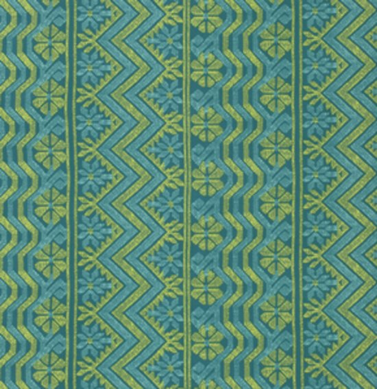 Bright Heart Cosmo Weave Teal