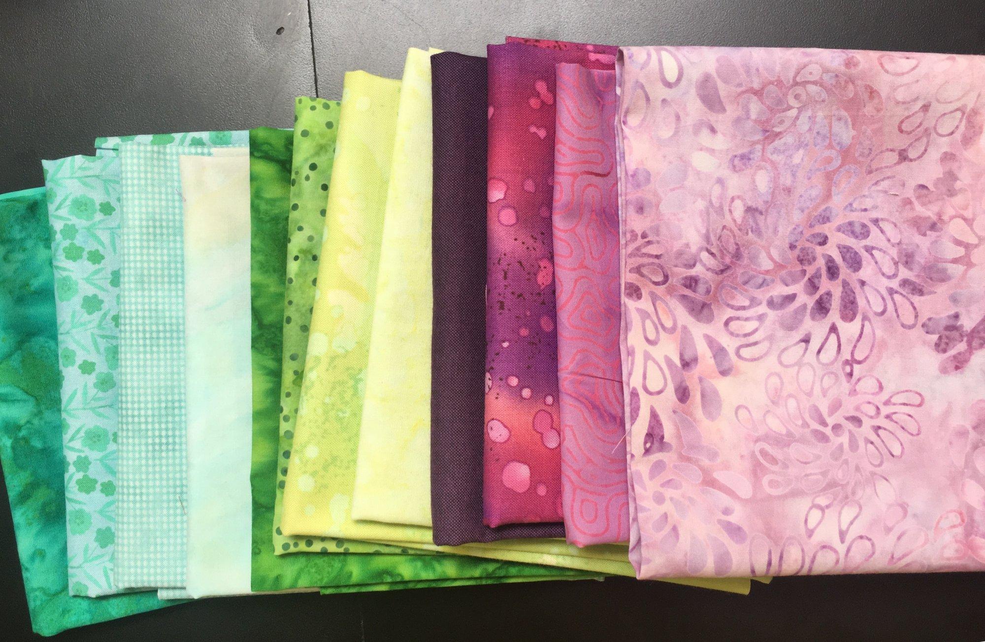 Aurora Quilt Kit