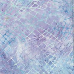 Malam Batiks Blue Weave