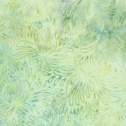Malam Batiks Green Spray