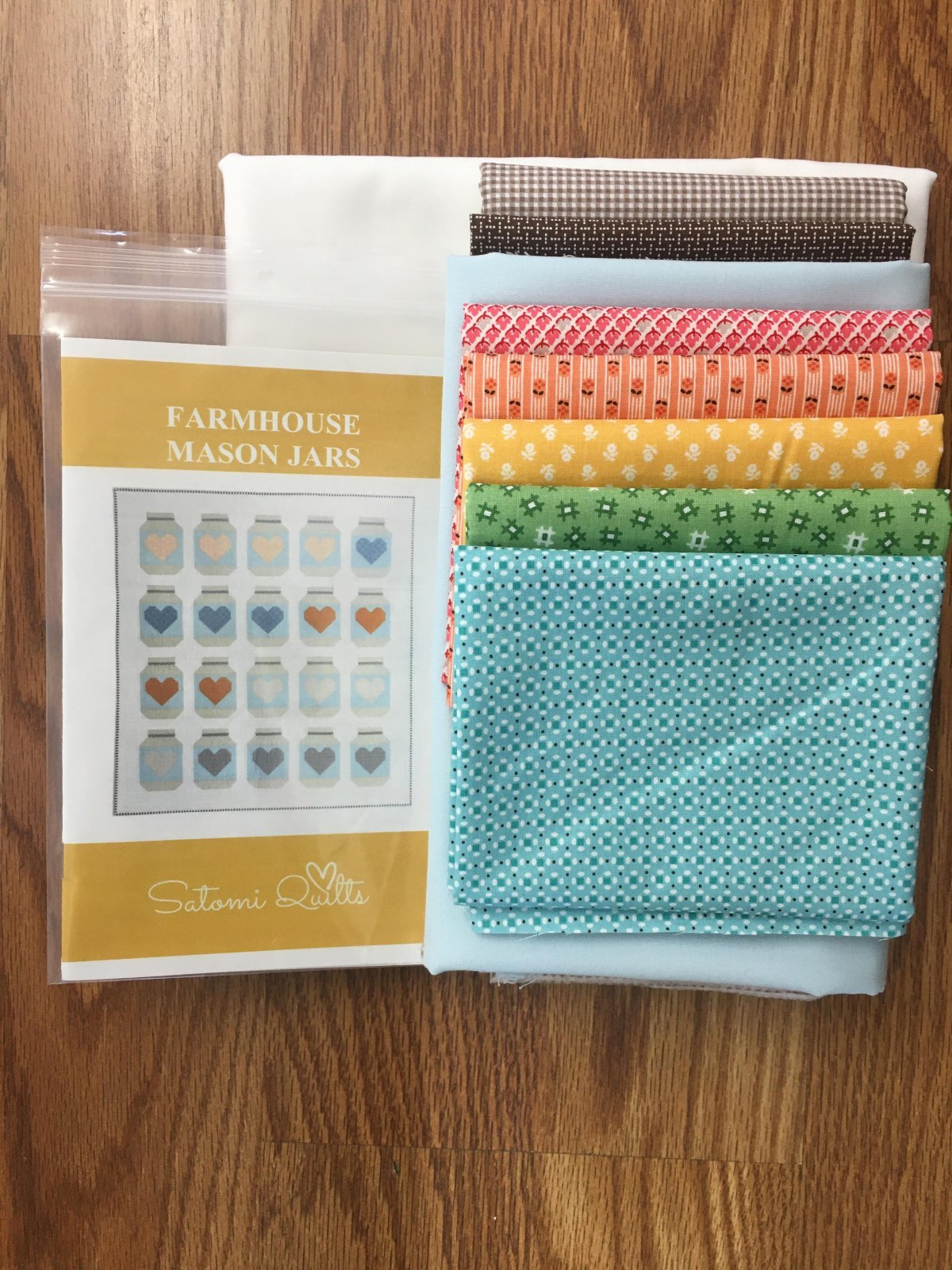 Farmhouse Mason Jars