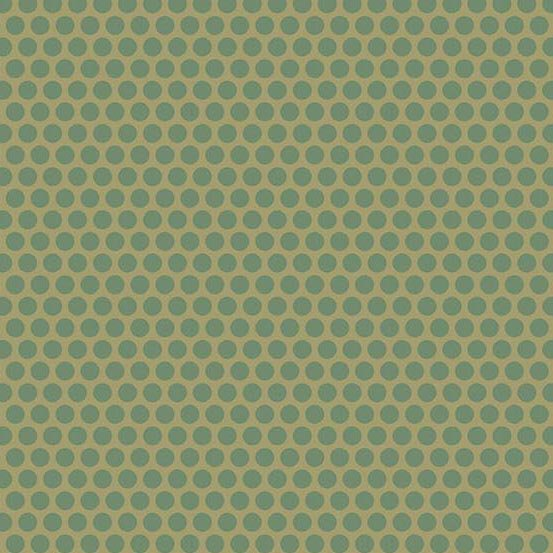 Sequoia 8759-T Blue Spruce Berries by Laundry Basket Quilts for Andover Fabrics