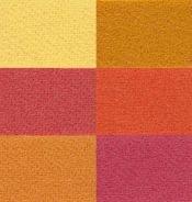 Mill Dyed Wool - Fat 1/64 Bundle - Autumn Peach