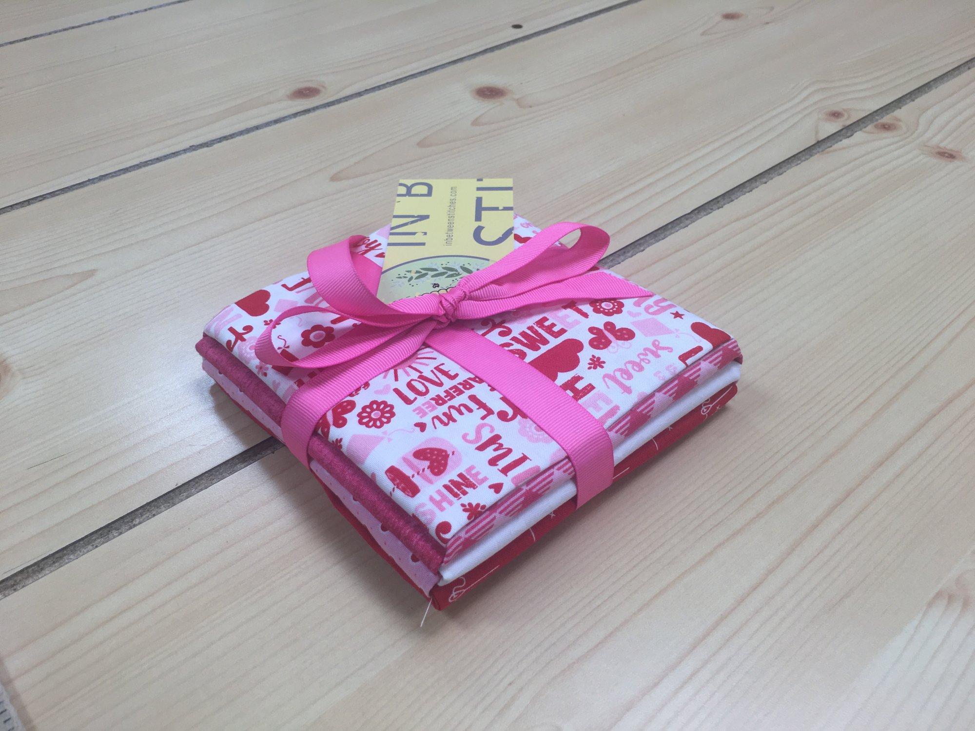 Valentine's Day 6FQ Bundle - Pink