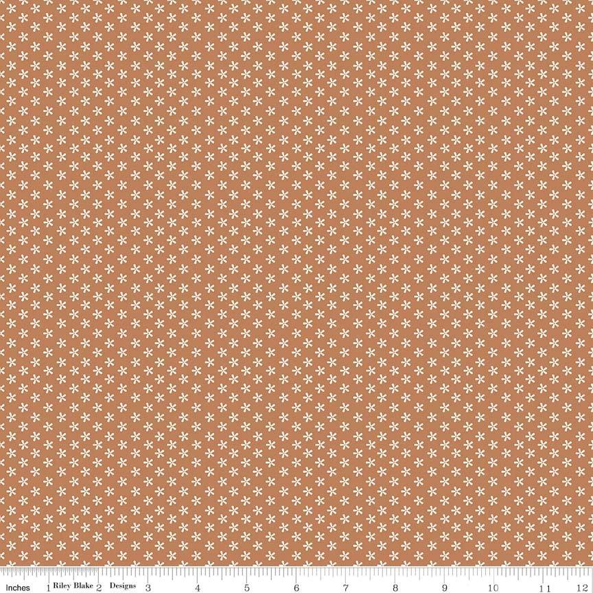 Bee Basics Tiny Dot Cinnamon