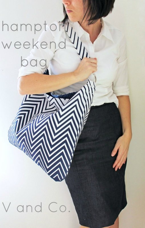 Hampton Weekend Bag
