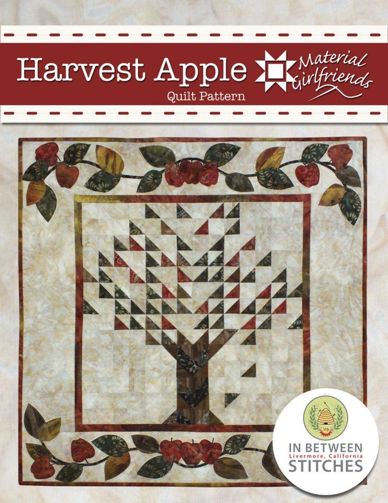 Harvest Apple Quilt Pattern