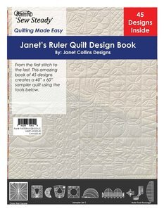 Janet's Ruler Quilt Designbook
