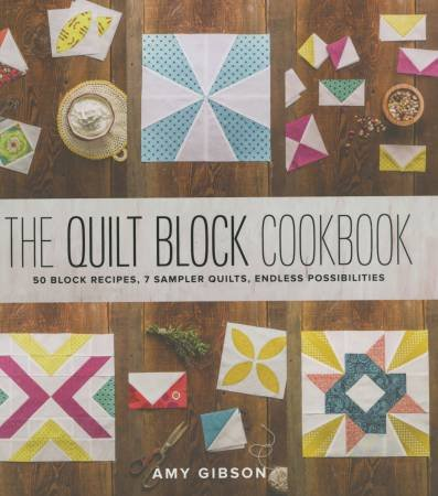 Quilt Block Cookbook - Softcover