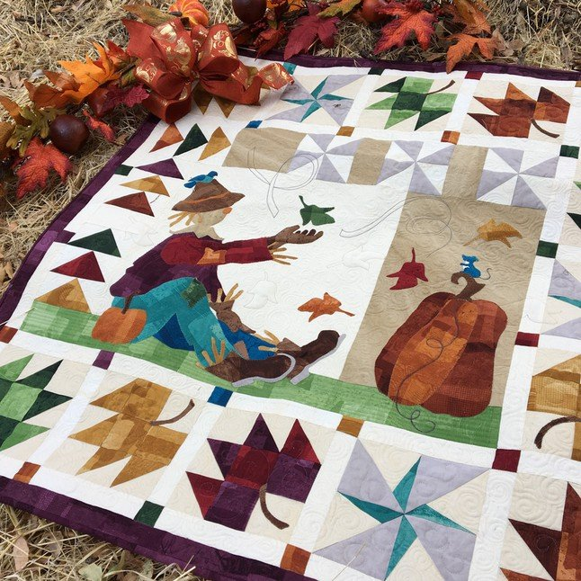 Autumn Breeze Quilt Kit